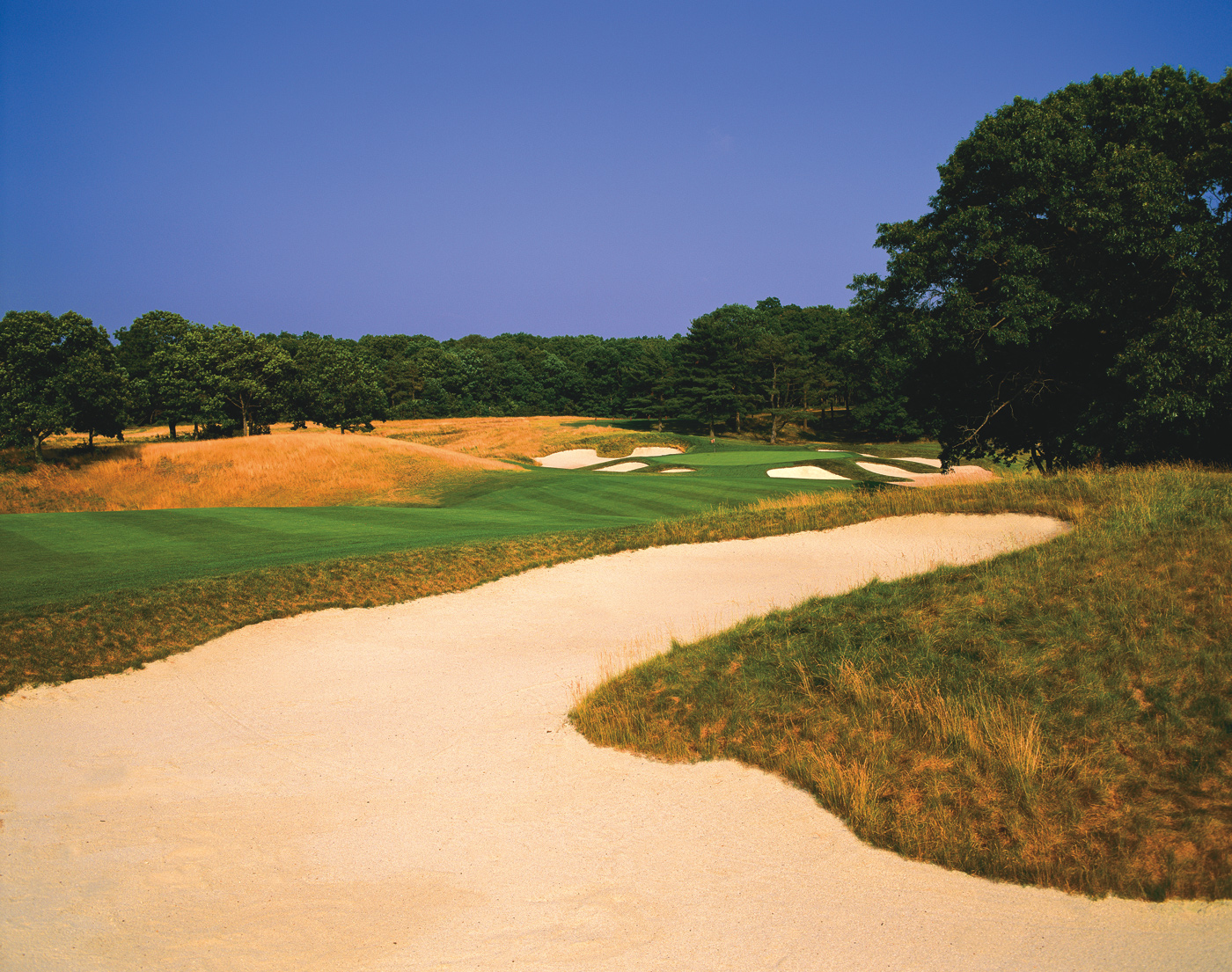 Bethpage Black, One Of Golf's Toughest Courses, Plays Host