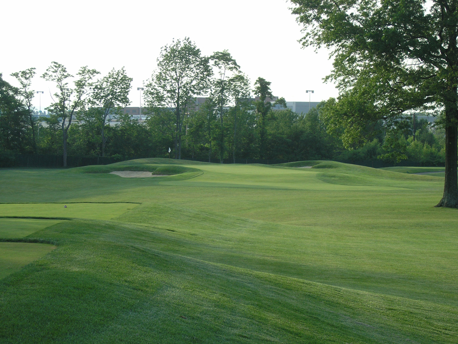 canoe brook country club  north course