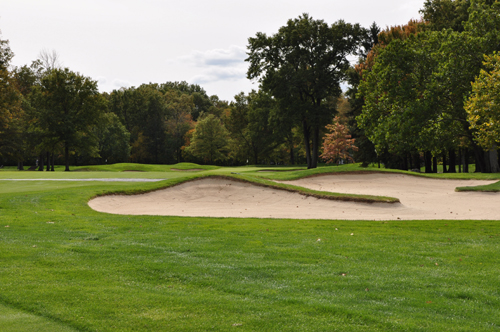 Canoe Brook Country Club South Course Rees Jones Inc