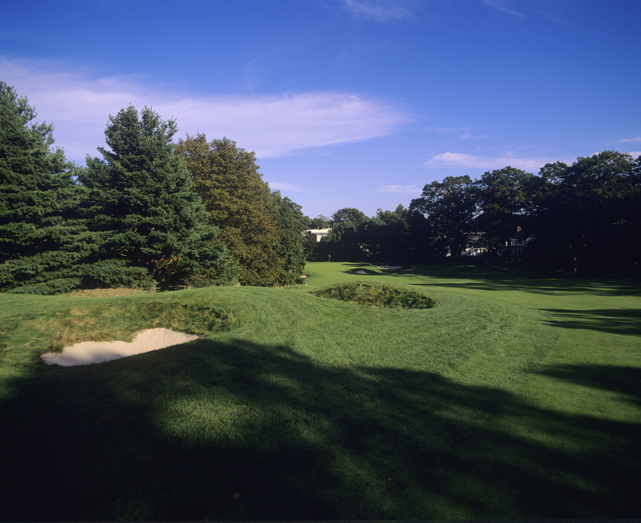 The Country Club Rees Jones Inc Golf Course Design