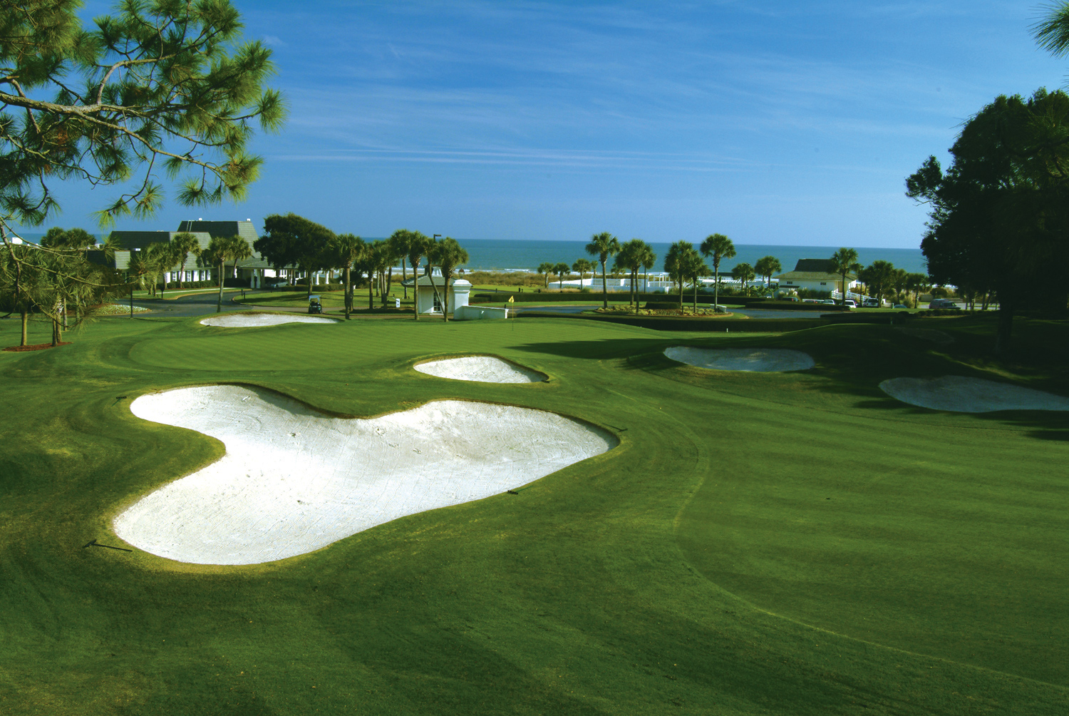The Dunes Golf Amp Beach Club Named One Of America S Top 100 Public Courses