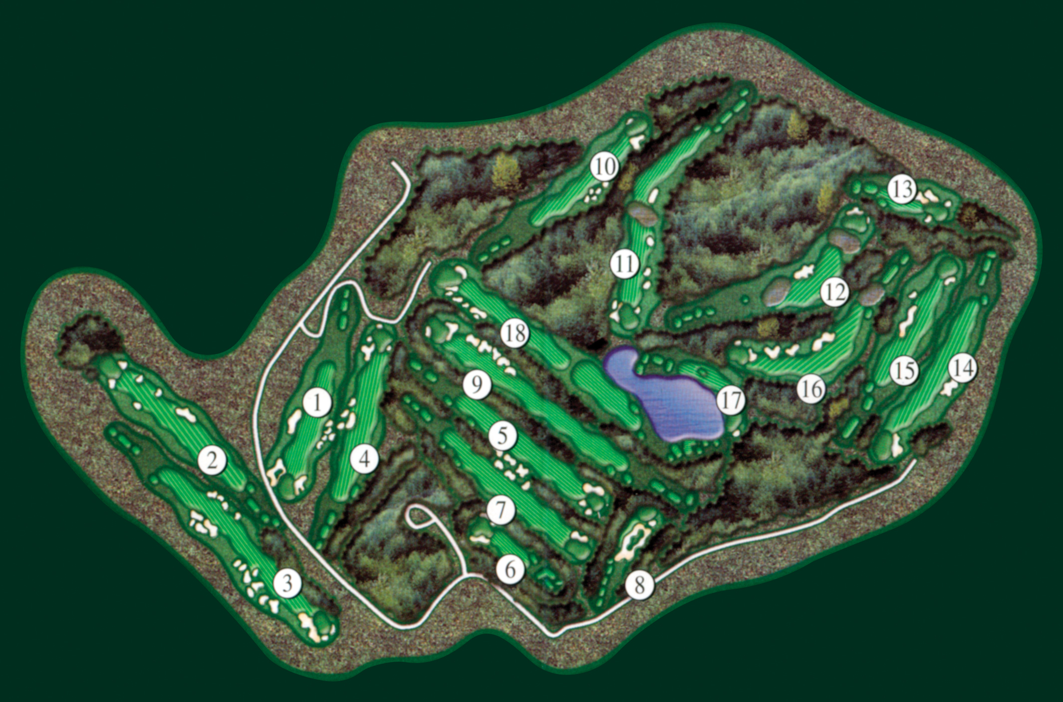 fiddler u0026 39 s elbow country club  forest course