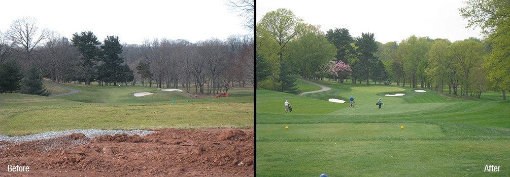 Galloping Hill Golf Course | Rees Jones, Inc. Golf Course ...