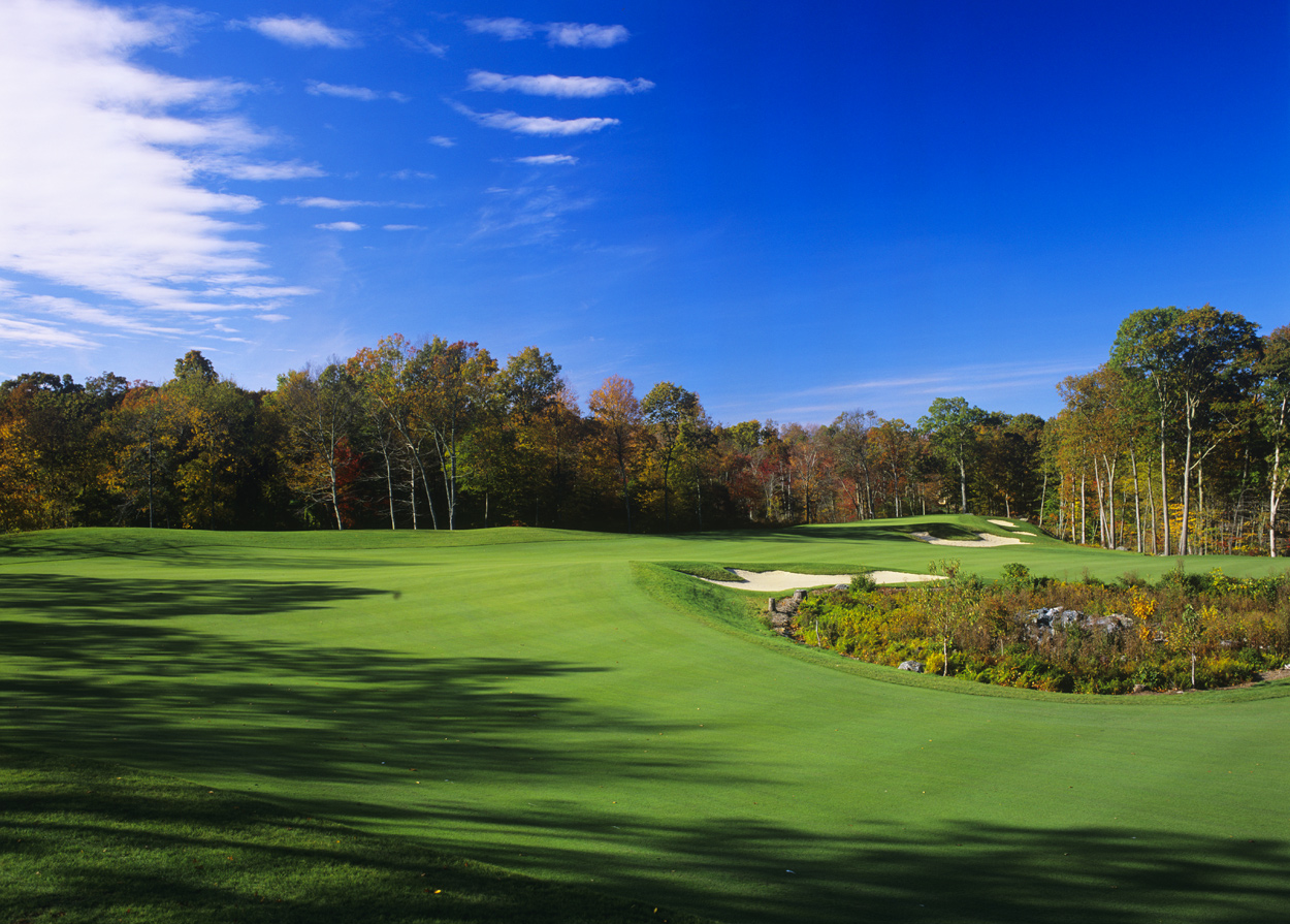 Lake of Isles (South Course) | Rees Jones, Inc. Golf Course Design