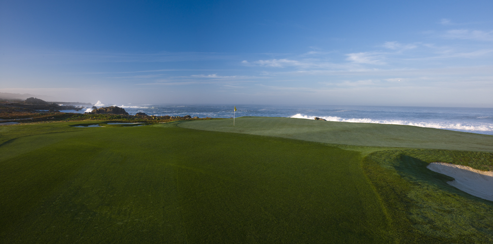 Monterey Peninsula Country Club Dunes Course Rees