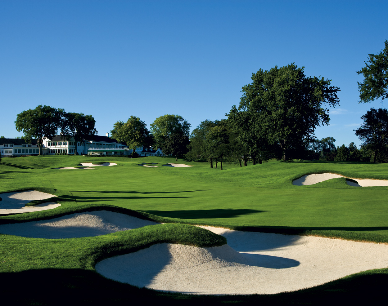 Oakland Hills Country Club Selected As Site Of 2016 U S