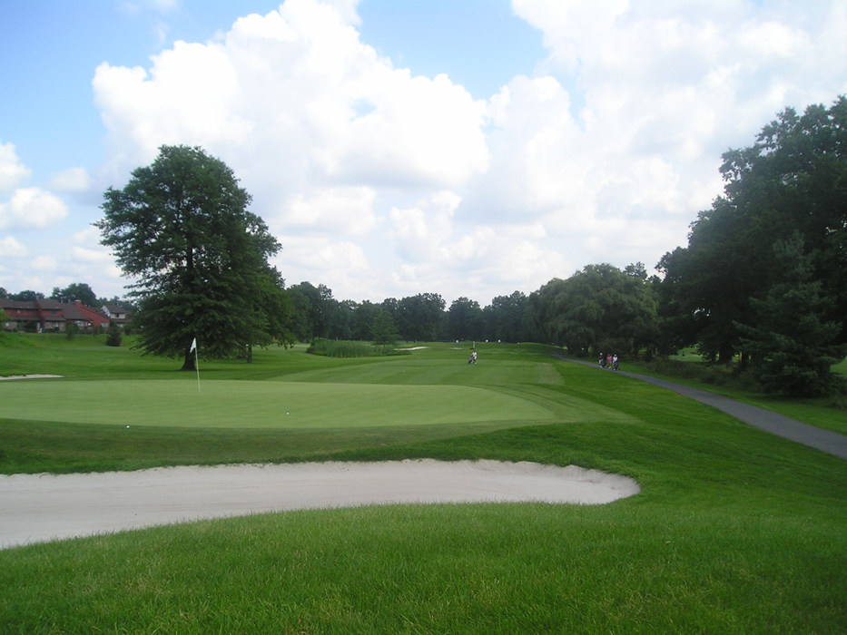 Pinch Brook Golf Course | Rees Jones, Inc. Golf Course Design